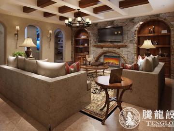 圣地维拉600平别墅装修设计