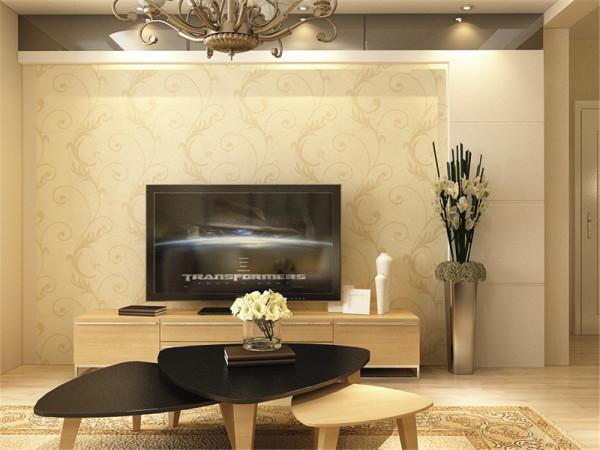 该户型为雅仕兰庭两室两厅一厨一卫89平米户型。首先从风格定义上,整体上为简约风格,没有太多的造型上的设计,单总体软装的配饰上的搭配比较多。