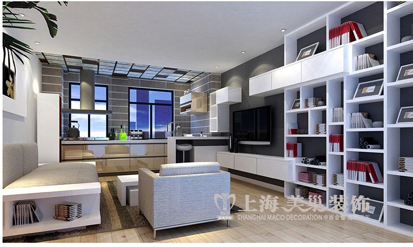 简约 白领 80后 小资 客厅图片来自美巢装饰--李凌晨在正商新蓝钻现代简约装修效果图的分享