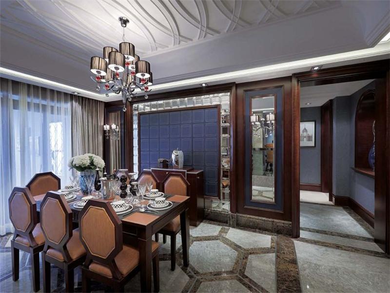 四居 美式 餐厅图片来自北京精诚兴业装饰公司在和平新城的分享