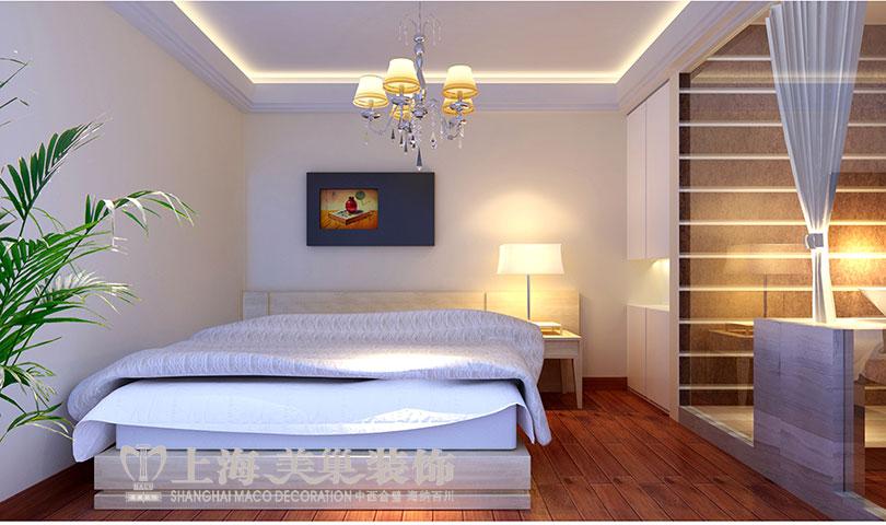 简约 白领 80后 小资 卧室图片来自美巢装饰--李凌晨在正商新蓝钻现代简约装修效果图的分享