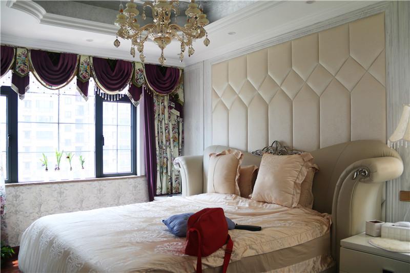 新古典主义 四居室装修图片来自金煌装饰有限公司在新古典主义的分享
