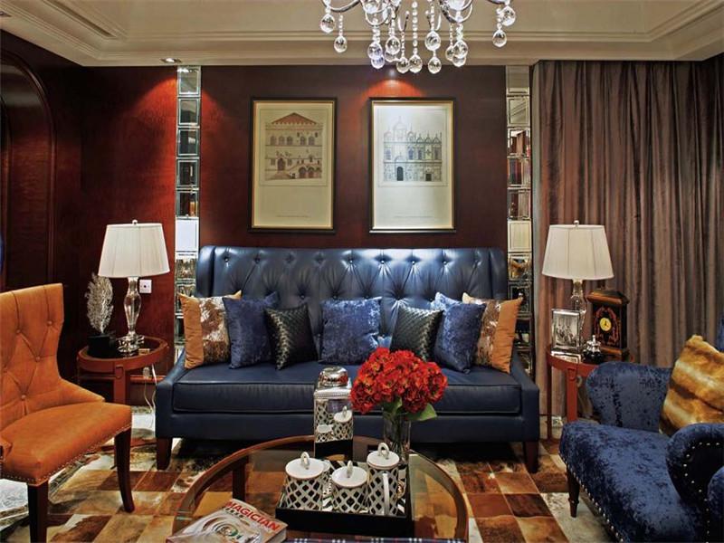 四居 美式 客厅图片来自北京精诚兴业装饰公司在和平新城的分享