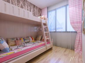 简约 三居 宜居 舒适 温馨 儿童房图片来自居泰隆深圳在振业天峦现代简约三居室的分享