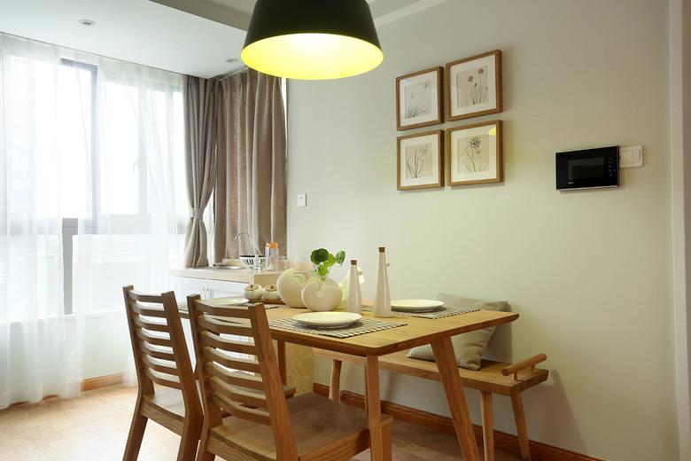 日式 简约 三居 客厅 卧室 餐厅 白领 80后图片来自蓝图腾装饰小光在锦绣城-日式简约设计的分享