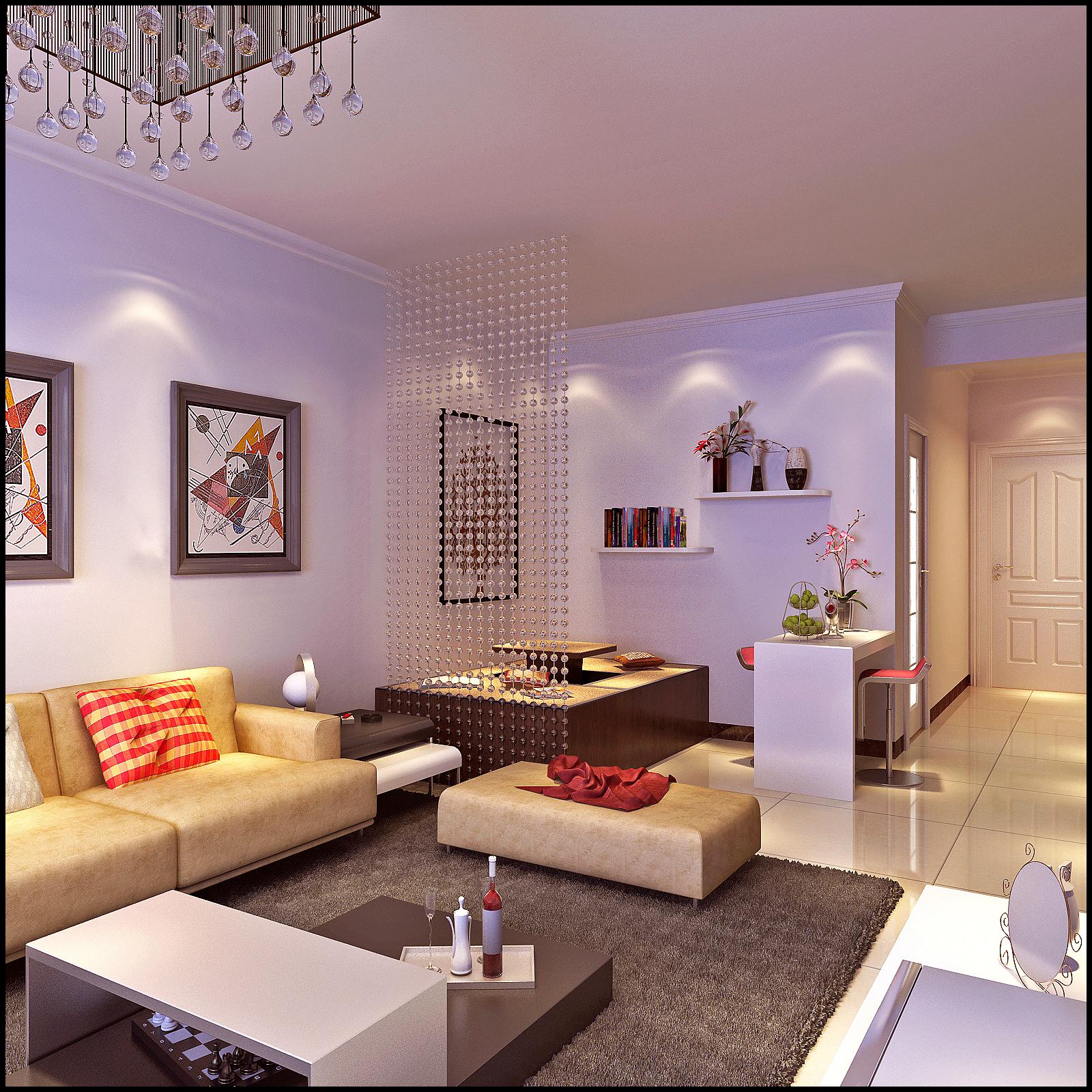二居 白领 收纳 80后 小资 客厅图片来自广州生活家家居在现代国粹两室的分享