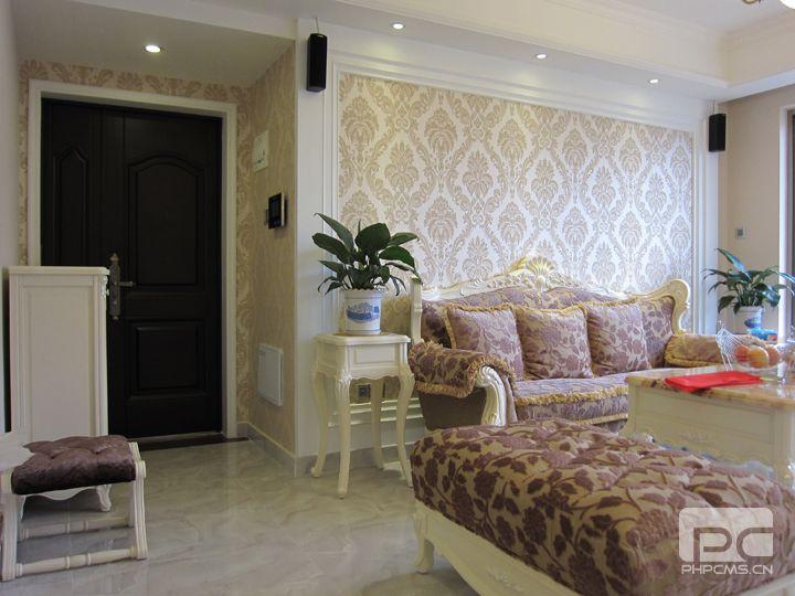 简约 现代风格 丰立装饰 客厅图片来自丰立装饰公司在丰立装饰为你打造80多平米的欧式的分享