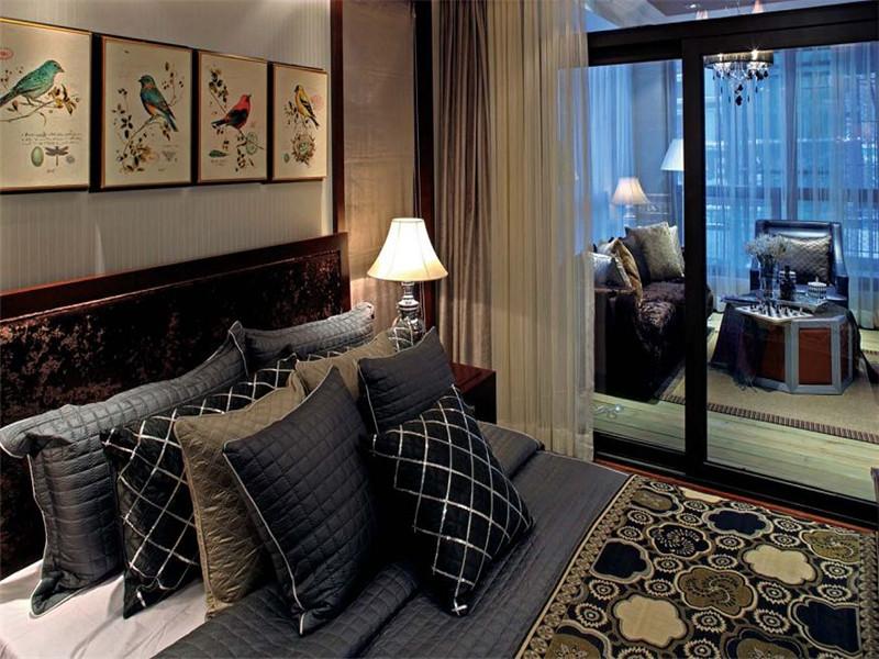 四居 美式 卧室图片来自北京精诚兴业装饰公司在和平新城的分享