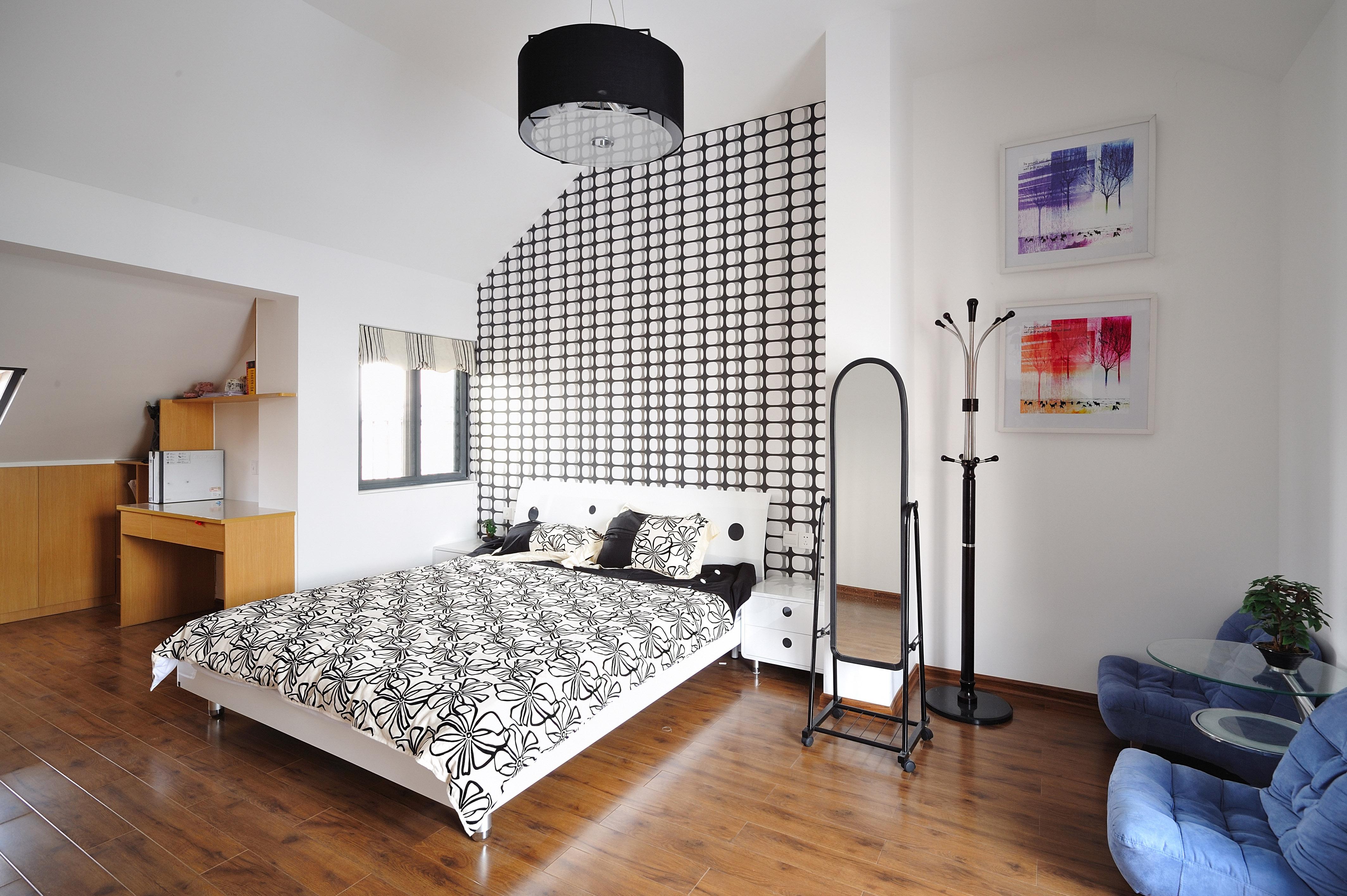 三居 收纳 小资 卧室图片来自广州生活家家居在金辉莱茵城128㎡的分享