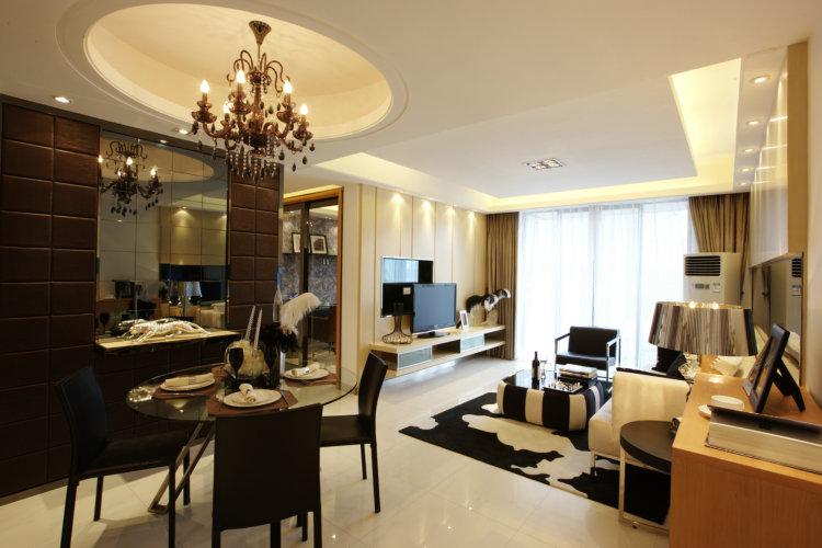 翡翠城 130平米 后现代 三室 客厅图片来自cdxblzs在翡翠城 130平米 后现代 三室的分享