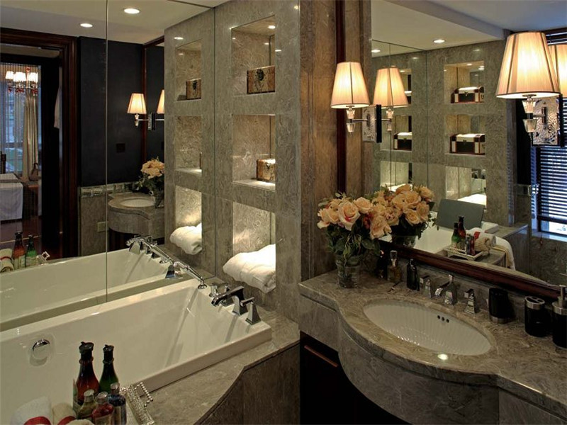 四居 美式 卫生间图片来自北京精诚兴业装饰公司在和平新城的分享
