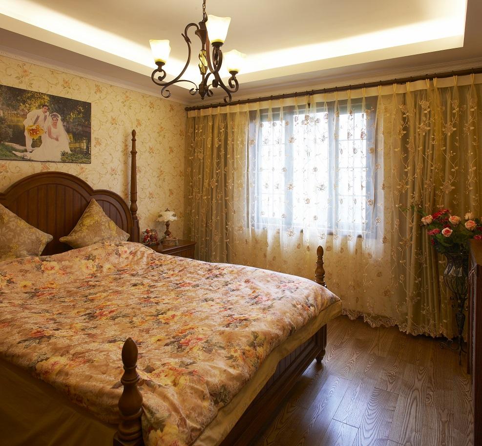 卧室图片来自小若爱雨在设计源于生活,生活才会多姿多彩的分享