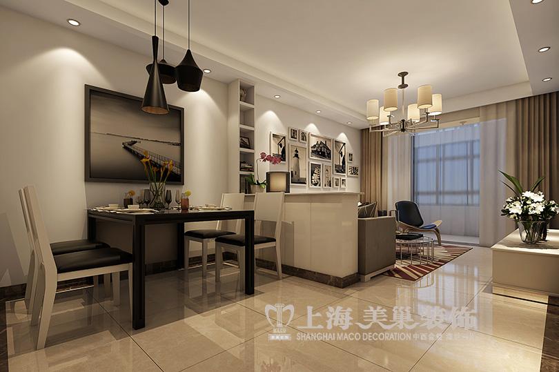 二居 简约 白领 小资 80后 客厅图片来自美巢装饰--李凌晨在上东城现代简约风格装修效果图的分享