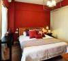 125m²三居室美式混搭风格