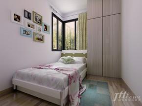 二居 简约 宜居 舒适 温馨 儿童房图片来自居泰隆深圳在振业天峦现代简约 二居室的分享