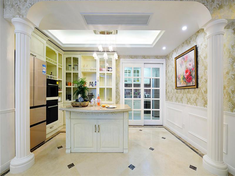 厨房图片来自北京精诚兴业装饰公司在三里河一区的分享