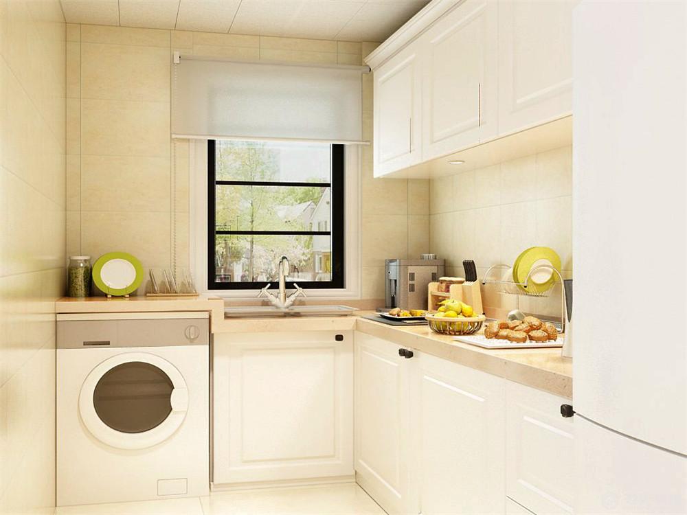 一居 简欧 厨房图片来自阳光力天装饰梦想家更爱家在常春藤  简欧风格的分享