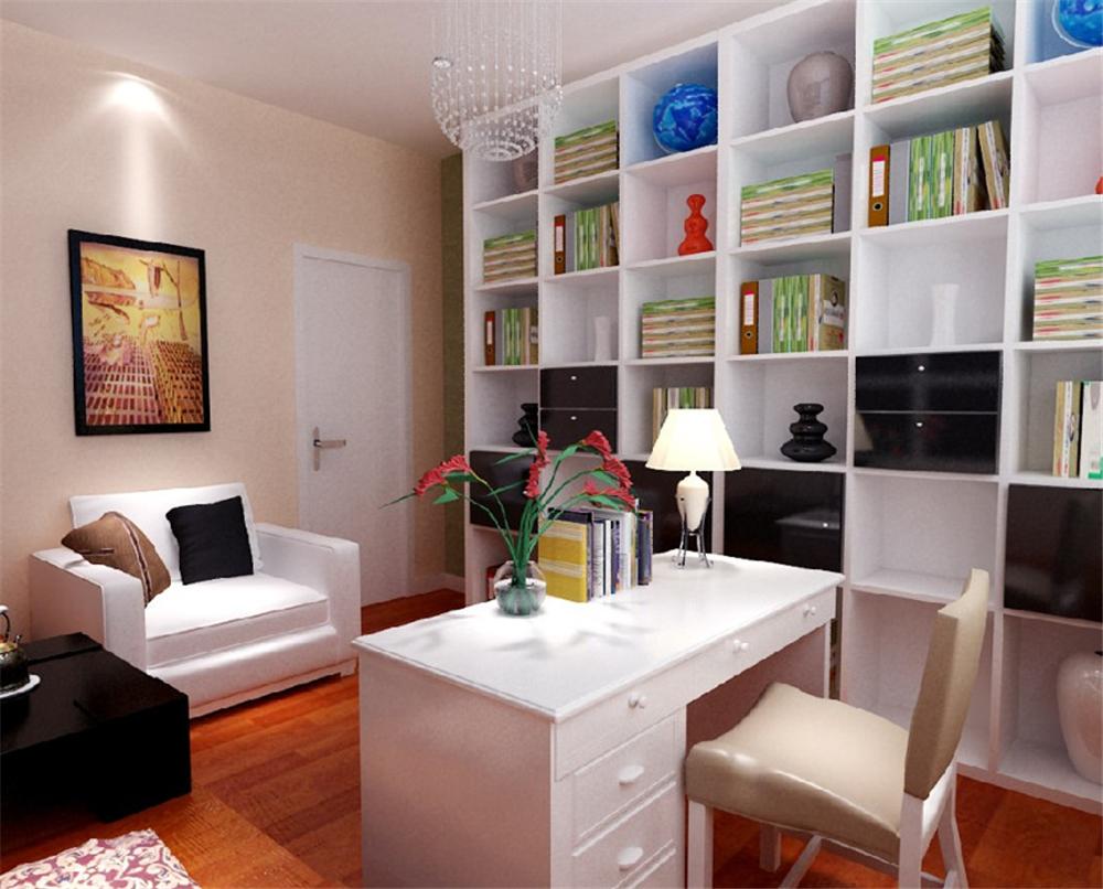 简约 书房图片来自实创装饰完美家装在K2玉兰湾90平简约时尚案例鉴赏的分享
