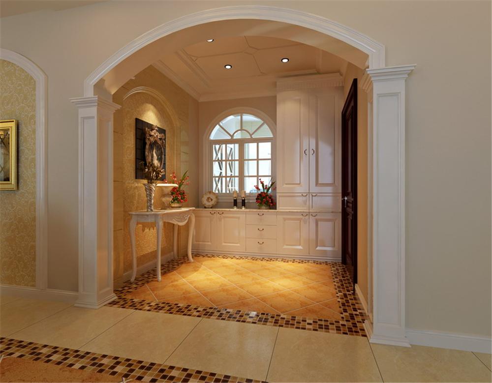 三居 别墅 白领 收纳 80后 小资 厨房图片来自实创装饰完美家装在金色漫香林236平简欧风格案例的分享
