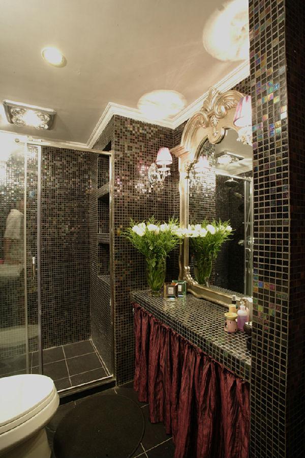 白领 收纳 旧房改造 80后 小资 卫生间图片来自今朝老房专家在温馨48平米爱窝的分享