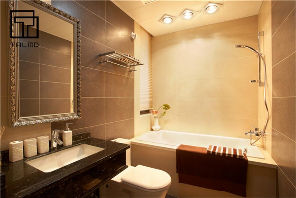 家具定制 卫生间图片来自TALMD图迈家居在【TALMD案例】现代风格·上饶御景的分享