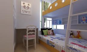 简约 二居 宜居 舒适 温馨 儿童房图片来自居泰隆深圳在振业 天峦现代简约二居室的分享