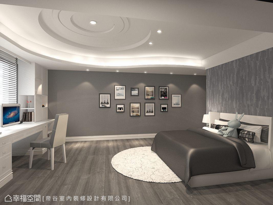 简约 三居 新古典 小资 卧室图片来自幸福空间在230平古典奢华宫廷典雅时尚的分享
