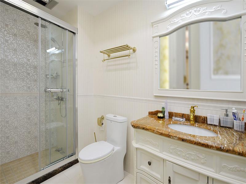 卫生间图片来自北京精诚兴业装饰公司在三里河一区的分享