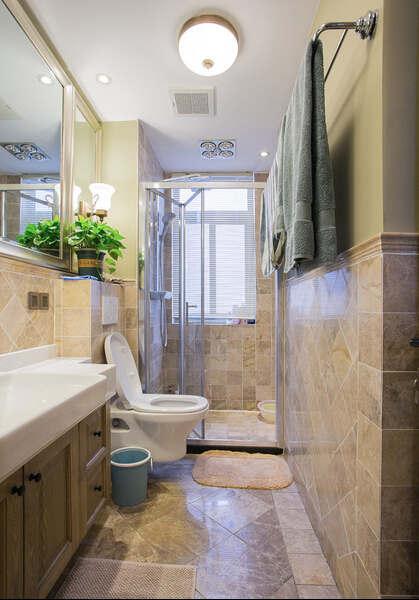 简约 欧式 混搭 四居室 白领 收纳 英郡 普罗旺斯 卫生间图片来自成都V2装饰在英郡普罗旺斯风格的分享