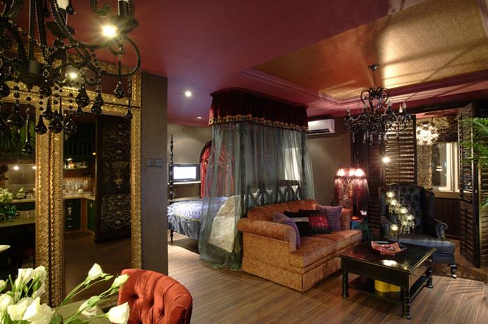 白领 收纳 旧房改造 80后 小资 客厅图片来自今朝老房专家在温馨48平米爱窝的分享