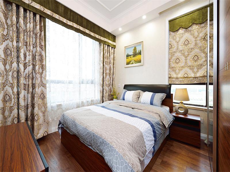 卧室图片来自北京精诚兴业装饰公司在三里河一区的分享