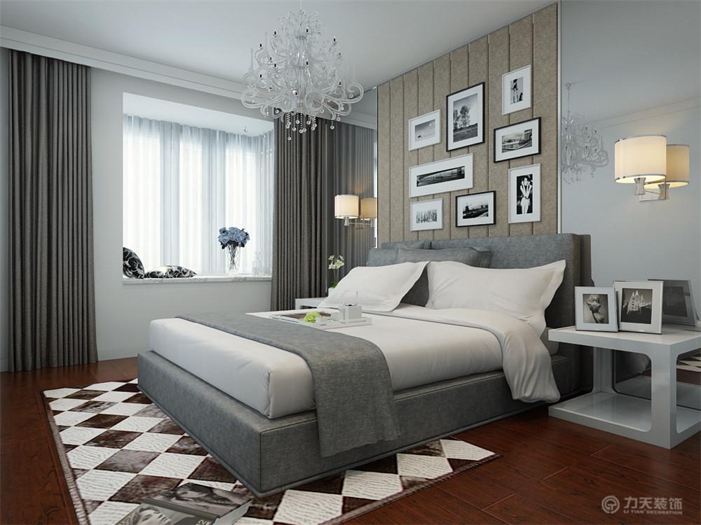 简约 二居 卧室图片来自阳光力天装饰梦想家更爱家在春和仁居的分享