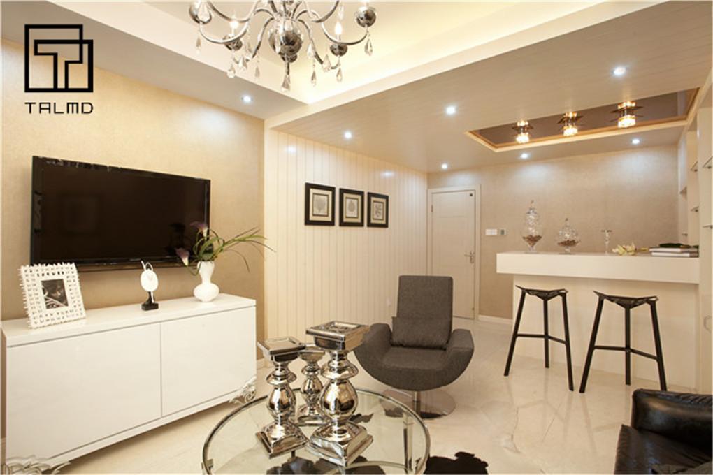 家具定制 客厅图片来自TALMD图迈家居在【TALMD案例】现代风格·上饶御景的分享