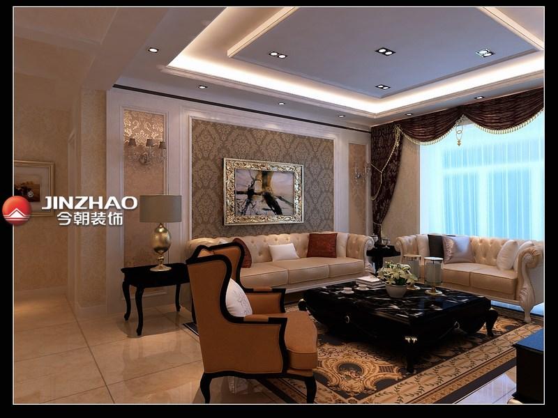 三居 客厅图片来自152xxxx4841在文教城133平欧式的分享