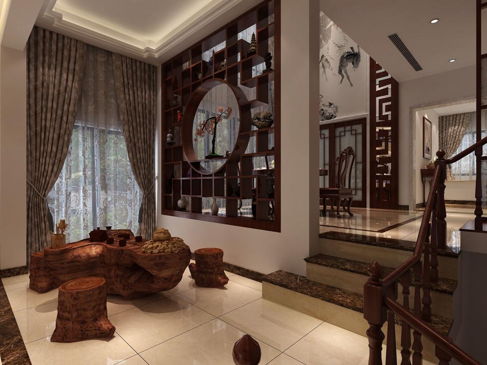 其他图片来自广州名雕装饰在空间简单明显,设计自然的分享