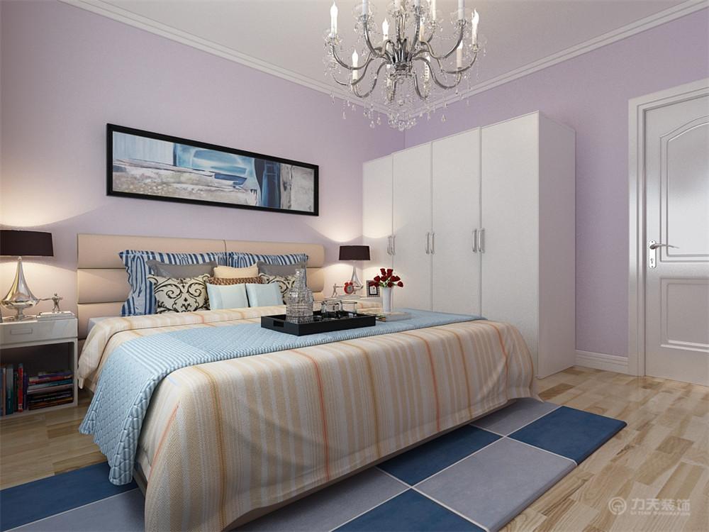 简约 二居 白领 收纳 80后 小资 卧室图片来自阳光力天装饰在力天装饰-盘沽馨苑65㎡的分享