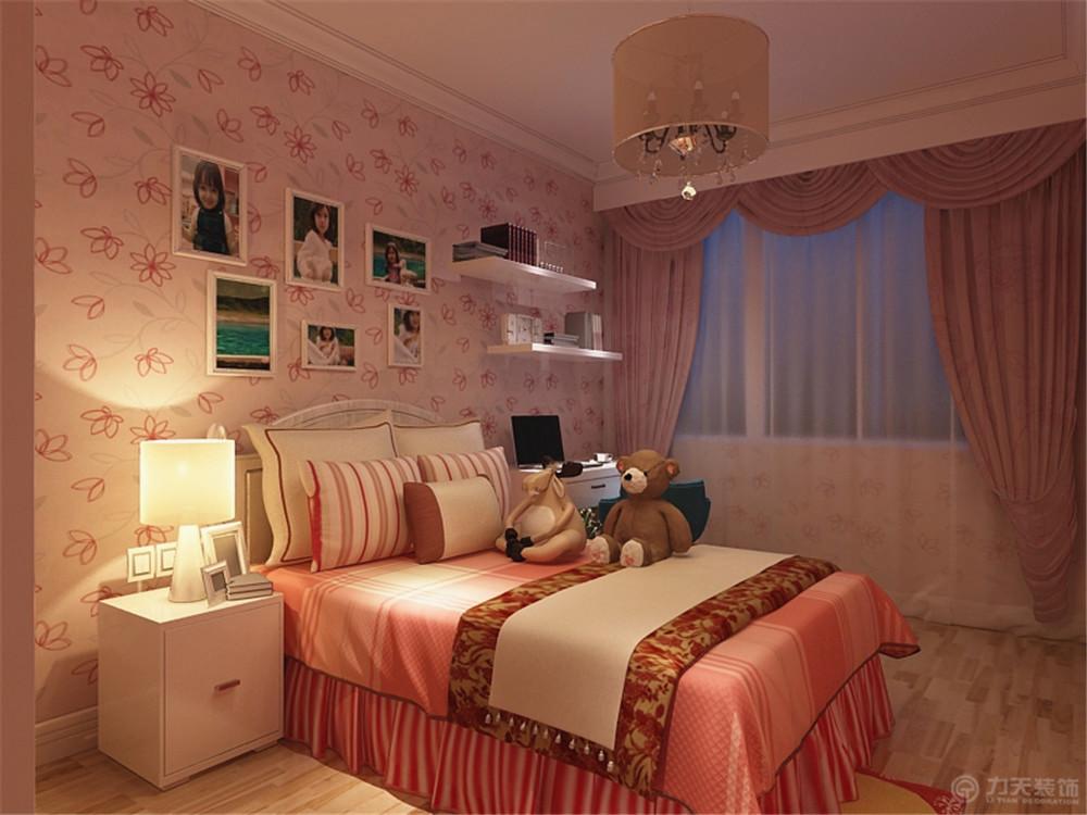 简约 三居 收纳 白领 80后 小资 卧室图片来自阳光力天装饰在力天装饰-大港油田福华里132㎡的分享