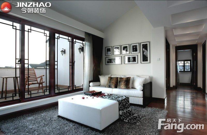 欧式图片来自山西今朝装饰在低调的奢华昌盛双喜城200㎡简欧的分享