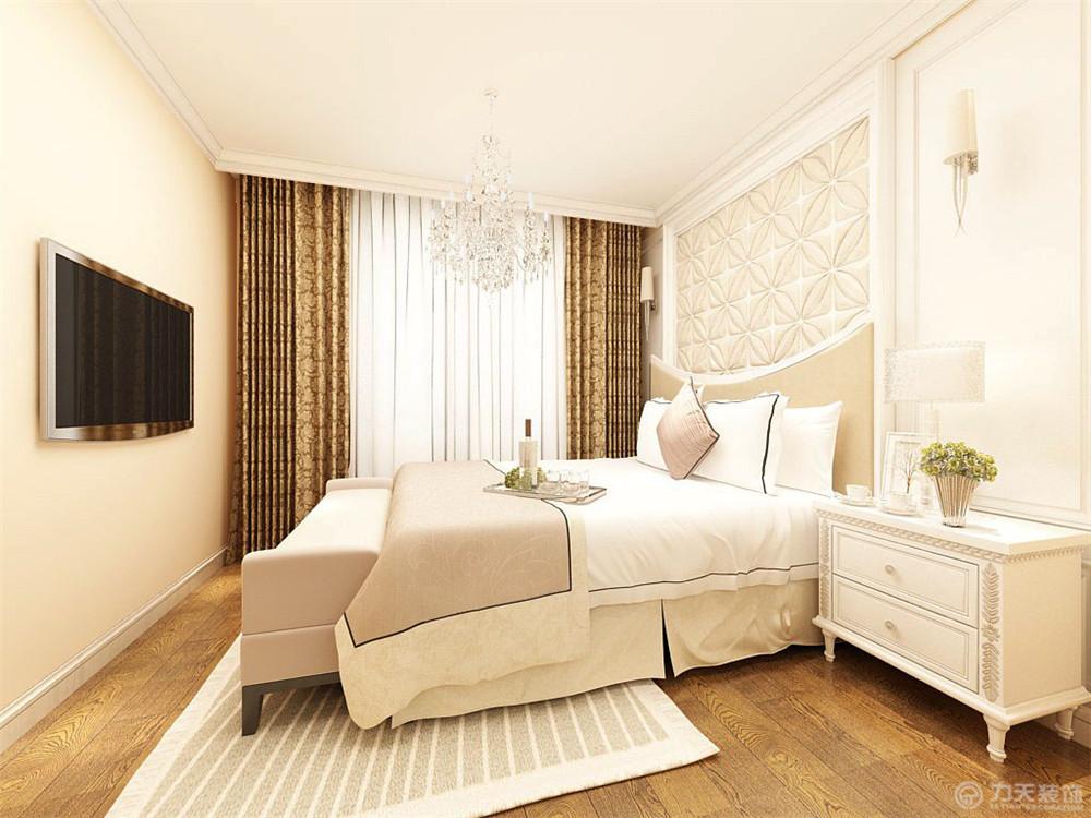 一居 简欧 卧室图片来自阳光力天装饰梦想家更爱家在常春藤  简欧风格的分享
