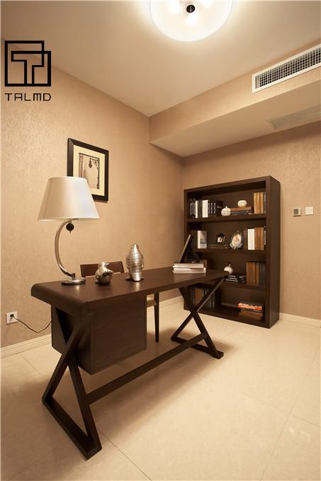家具定制 书房图片来自TALMD图迈家居在【TALMD案例】现代风格·上饶御景的分享
