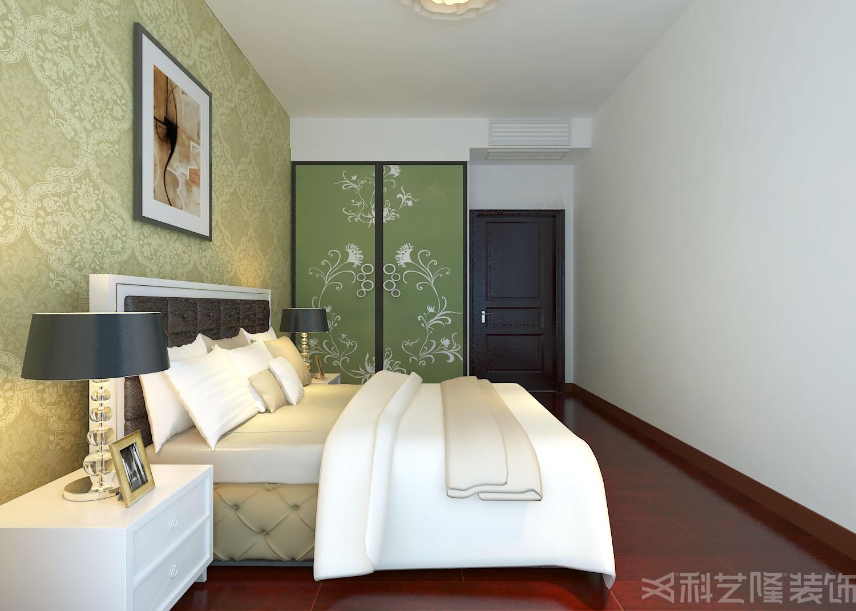 卧室图片来自天津科艺隆装饰在龙湾城龙盛园-现代简约-135㎡的分享
