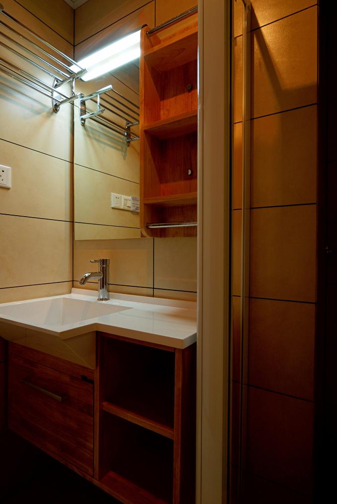 田园 二居 白领 收纳 卫生间图片来自武汉豪迪装饰公司在福星华府的分享