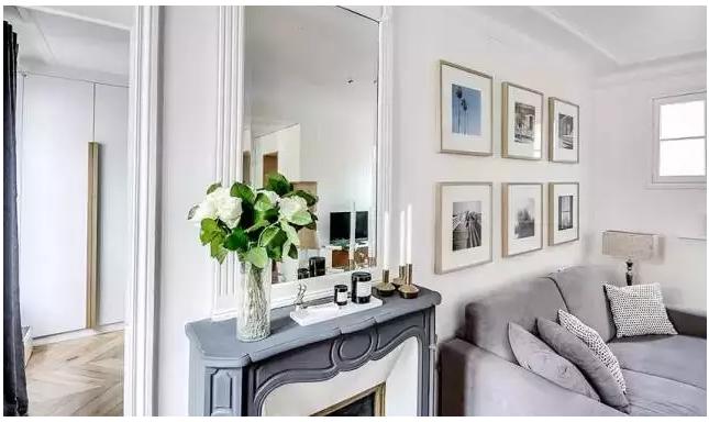 欧式 旧房改造 80后 收纳 北欧宜家 无印良品 简约 极简 单身公寓 客厅图片来自兰州实创装饰在实景图赏 灰白单身公寓 小资情调的分享