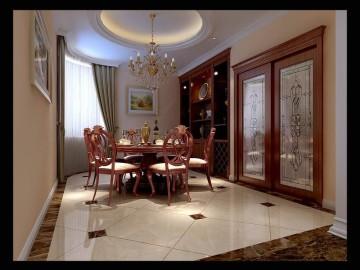 玫瑰园别墅263设计案例