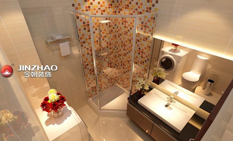 二居 卫生间图片来自152xxxx4841在丽泽苑90平的分享