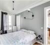 实景图赏 灰白单身公寓 小资情调