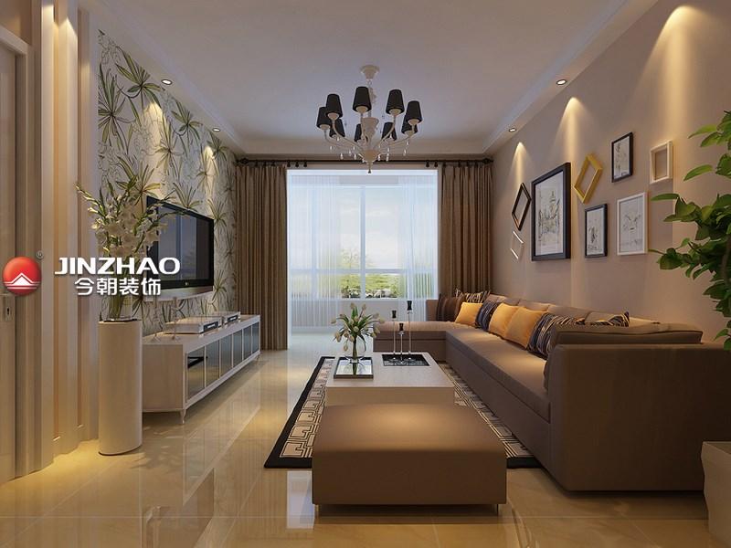 二居 客厅图片来自152xxxx4841在丽泽苑90平的分享