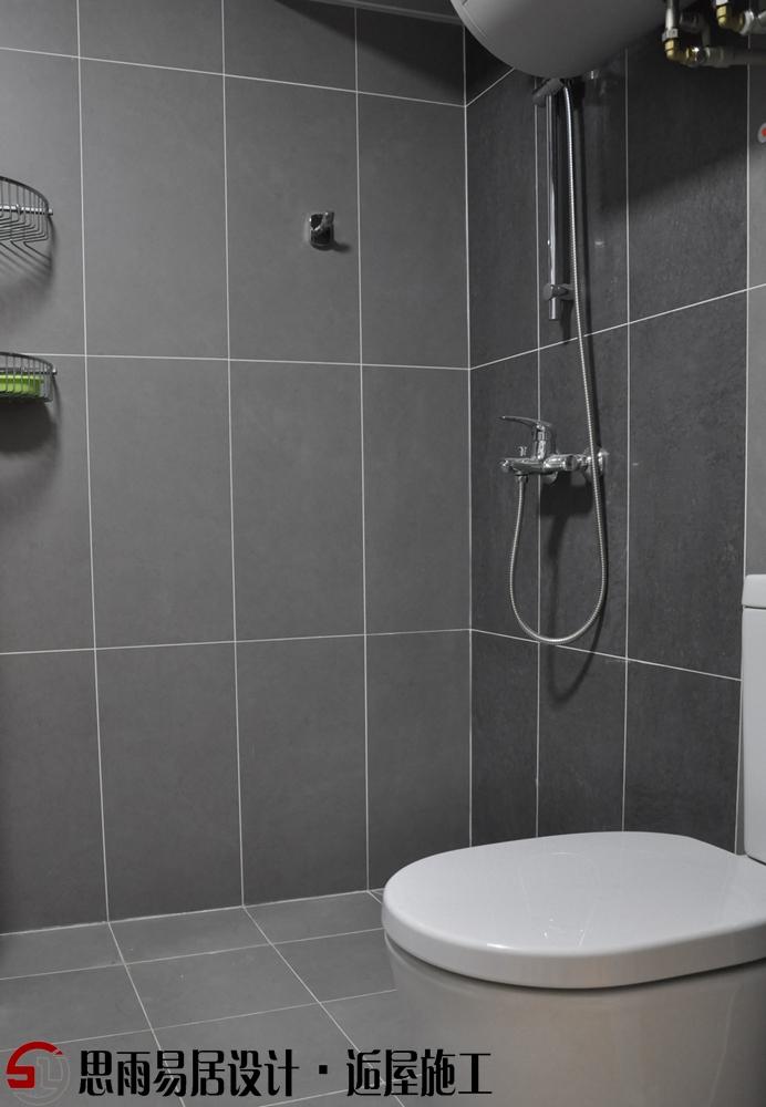 北京二手房 北京老房装 北京旧房装 思雨易居室 北京别墅装 卫生间图片来自思雨易居设计在《单纯》52平米现代简约风格的分享