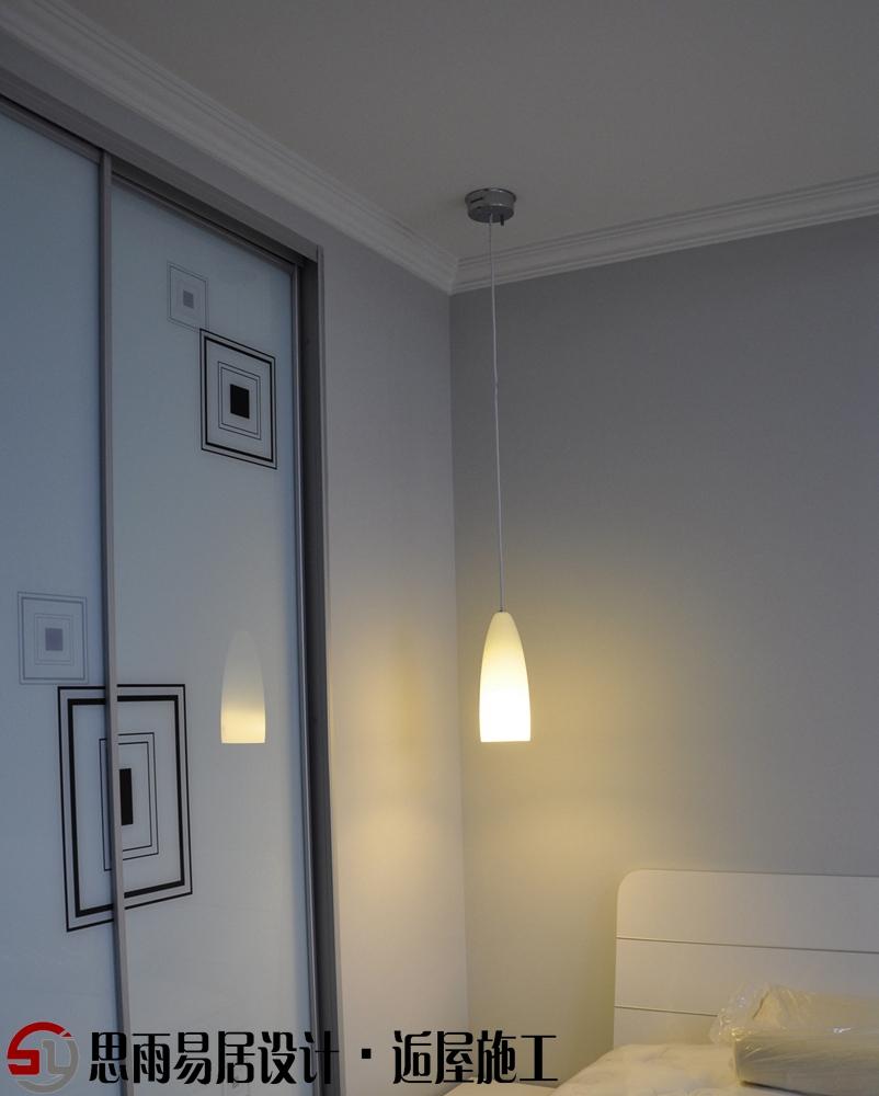 北京二手房 北京老房装 北京旧房装 思雨易居室 北京别墅装 卧室图片来自思雨易居设计在《单纯》52平米现代简约风格的分享