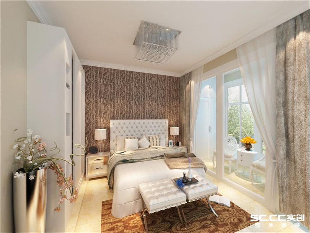 金域上郡 现代简约 三居 卧室图片来自郑州实创装饰啊静在康桥金域上郡现代简约三居的分享
